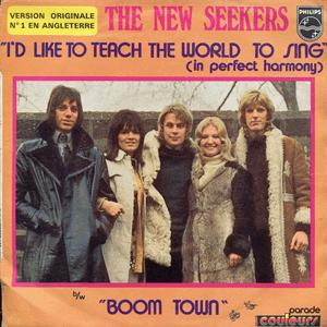 I d like to Teach The World To Sing, de The New Seekers