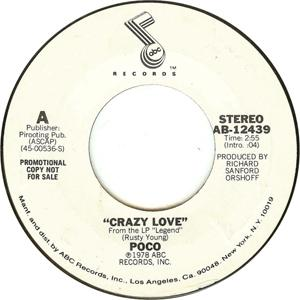 Rusty Young (of Poco) - Crazy Love