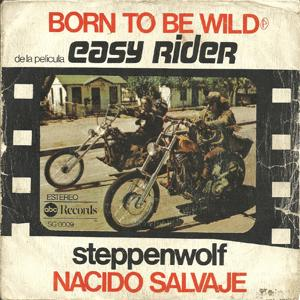Steppenwolf - Born To Be Wild.