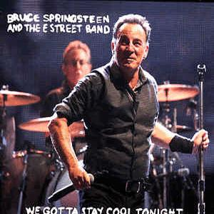 Bruce Springsteen and The E Street band - Stay