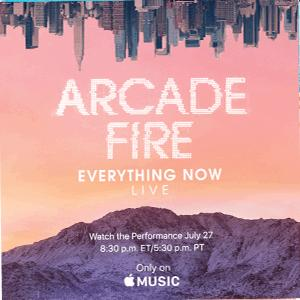 Arcade Fire - Everything Now.