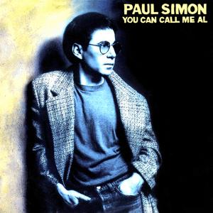Paul Simon - You Can Call Me Al.