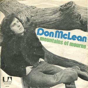 Don McLean - Mountains of Mourne