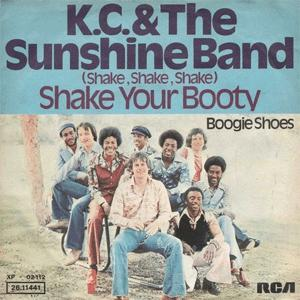 The Best of KC and the Sunshine Band - Shake tour booty (Shake Shake Shake)