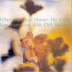 Van Morrison y Cliff Richard - Whenever God shines his light.
