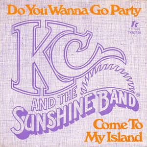 KC and The Sunshine Band - Come to my island.