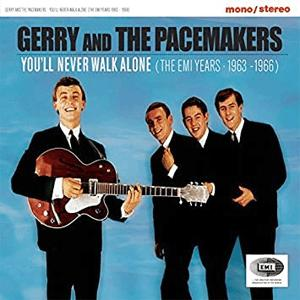 Gerry and The Pacemakers - You will never walk alone