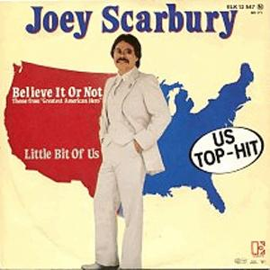 Joey Scarbury - Theme from Greatest American Hero (Believe it or not)