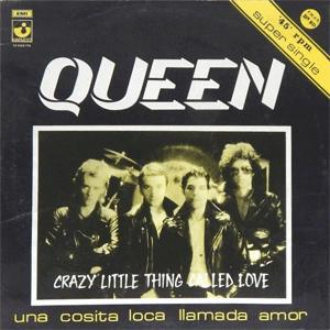 Queen - Crazy little thing called love..