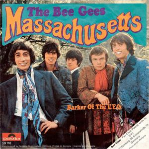 Bee Gees - Massachusetts.
