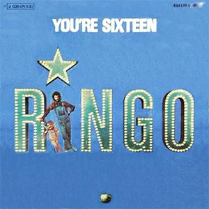 Ringo Starr - You´re sixteen (you´re beautiful and you´re mine)