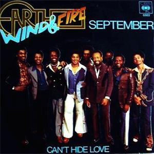 Eart, Wind and Fire - September