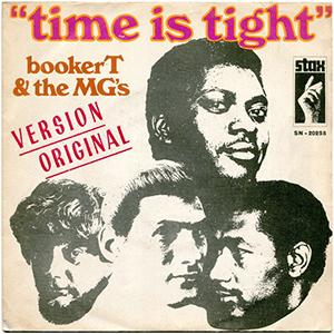 Booker T. and The MG´s - Time Is Tight