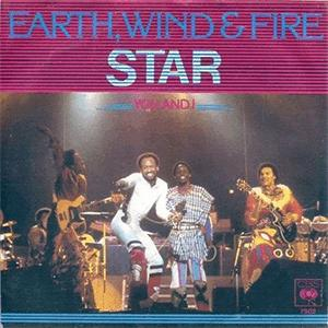 Earth, Wind and Fire - Star