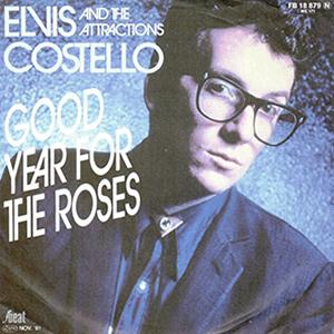 Elvis Costello and The Attractions - Good year for the roses.