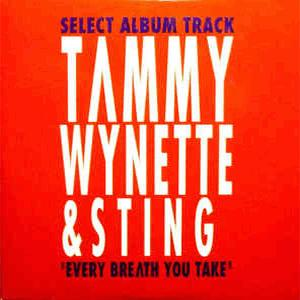 Sting and Tammy Wynette - Every breath you take